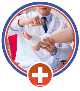 Injuries & Fractures Specialists in Cincinnati, OH